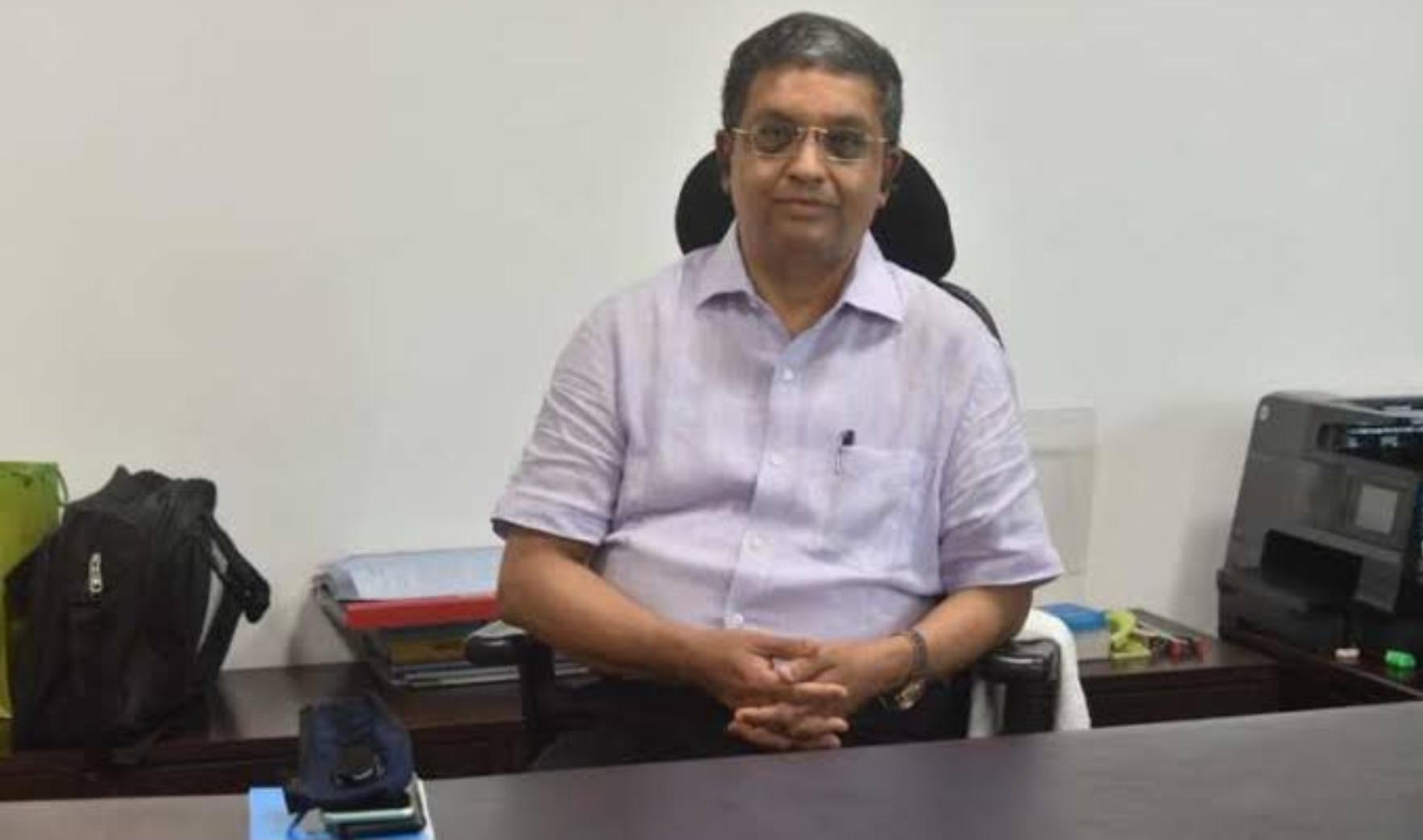 Sanjay Kumar Chief Secretary
