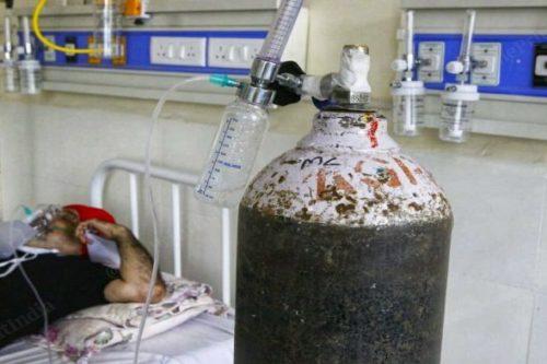 ऑक्सीजनची मागणी चौपट वाढली
