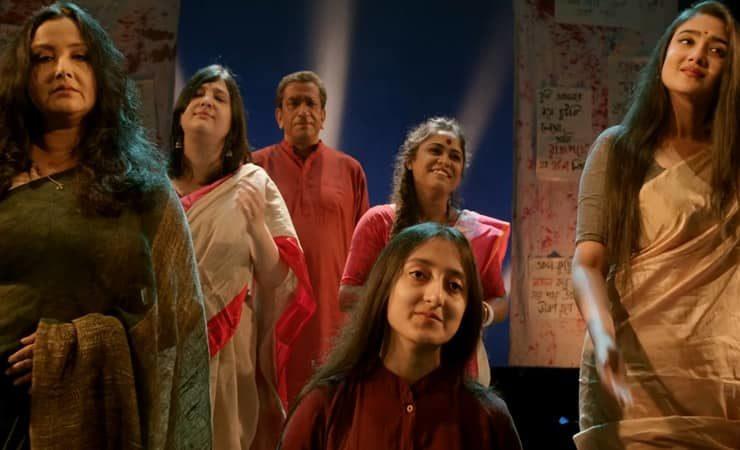 आमरा एई देशेते थाकबो..! <BR> एका बंगाली गाण्याचा ममतांच्या विजयात रोल काय होता..?