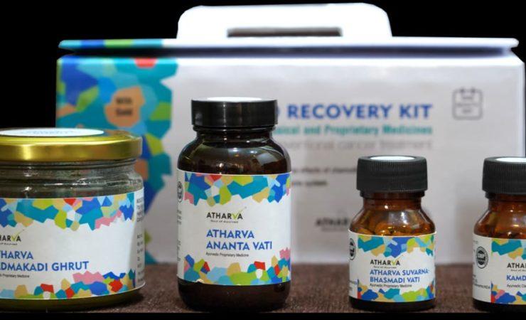 आठ आयुर्वेदिक औषधे पेटंटच्या दिशेने रेडिओथेरपी <br>केमोच्या दुष्परिणामांची तीव्रता कमी करण्यासाठी औषधे